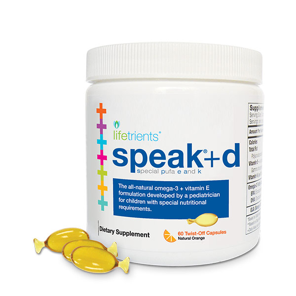 SPEAK® SUPPLEMENTS