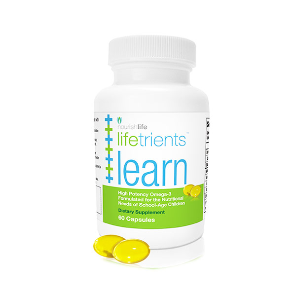 LIFETRIENTS LEARN SUPPLEMENTS